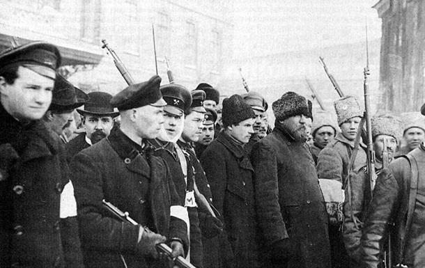 Українство в Лютневій революції 1917 року та в боротьбі за відродження держави
