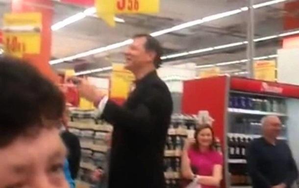 Ляшко в супермаркете оговорился и призвал не покупать украинских товаров