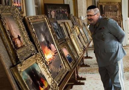 Ультиматум о военном положении – угроза Порошенко не Путину, а Коломойскому