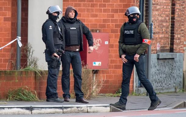 В Бельгии вооруженные люди захватили заложника