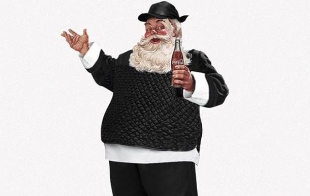 Дизайнеры поэкспериментировали со стилем Санта-Клауса