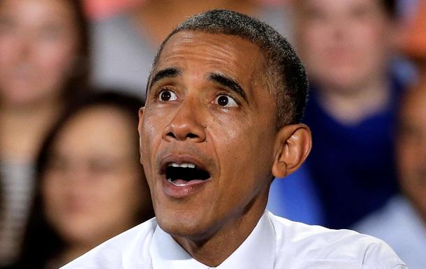 Пожал руку  лошади  и напугал детей: самые яркие фото Обамы за 2014 год