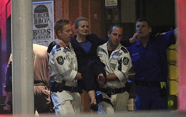 Полиция в Сиднее освободила заложников