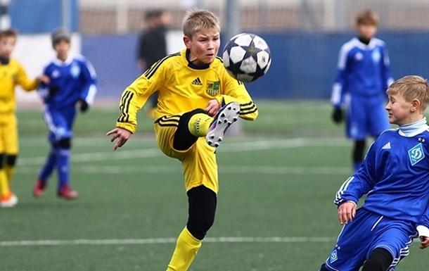 Металлист стал сильнейшим на детском турнире в Днепропетровске