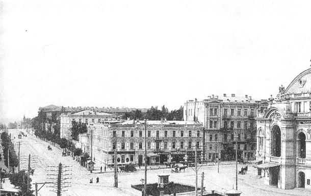 Украина в начале ХХ столетия.