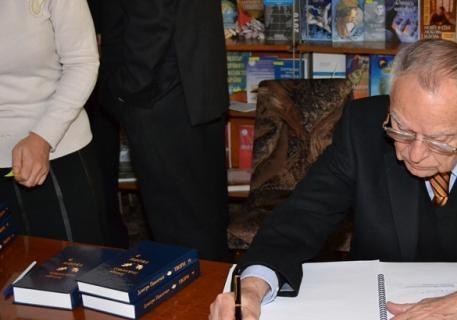 Встреча с Павлычко,в Институте Журналистики КНУ