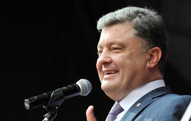 Порошенко рассказал о своих политических мечтах