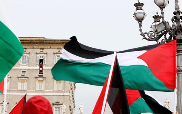 Европарламент поддержал признание независимости Палестины