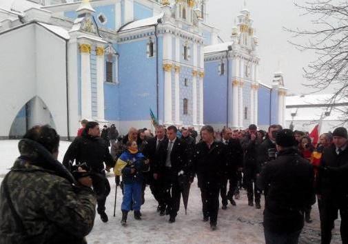 Призрак третьего Майдана