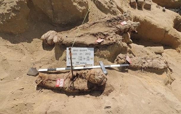 Новая загадка истории: в Египте нашли более миллиона мумий
