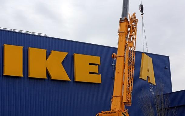 IKEA приостановила в России продажу мебели и техники