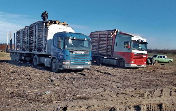 Херсонские депутаты ВР должны сделать спасение песка и леса делом своей совести