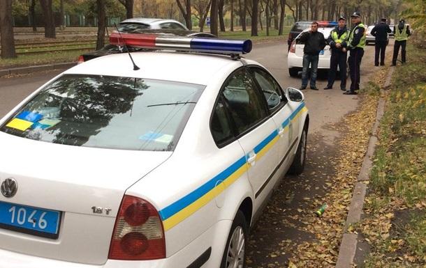 В центре Киева застрелили трех милиционеров – СМИ