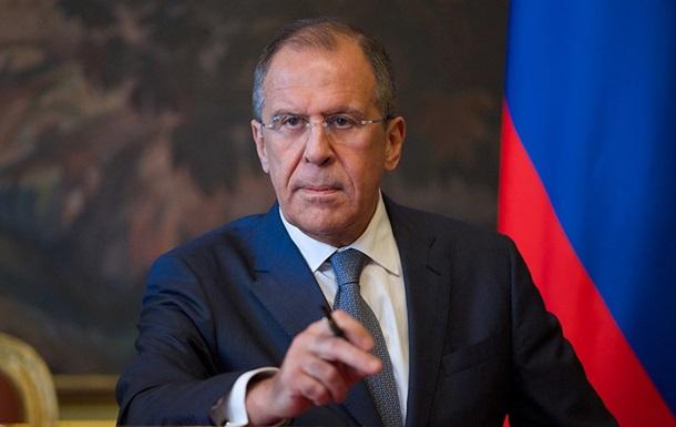 Подписанный Обамой закон может подорвать взаимодействие с РФ – Лавров