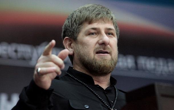 Кадыров назвал себя пехотинцем Путина