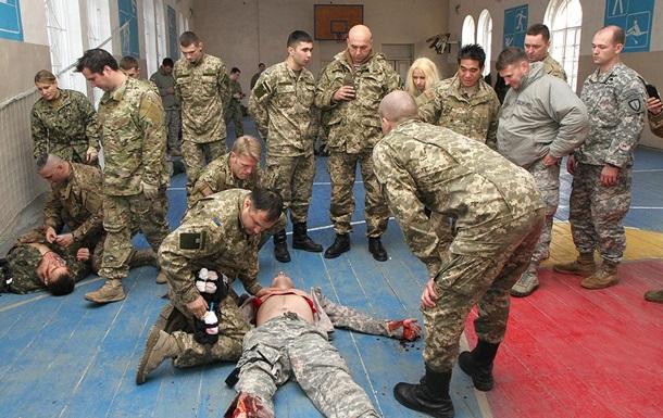 Посол США показал, как американцы тренируют украинский спецназ