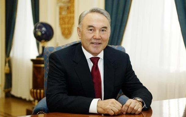 Украину посетит Нурсултан Назарбаев