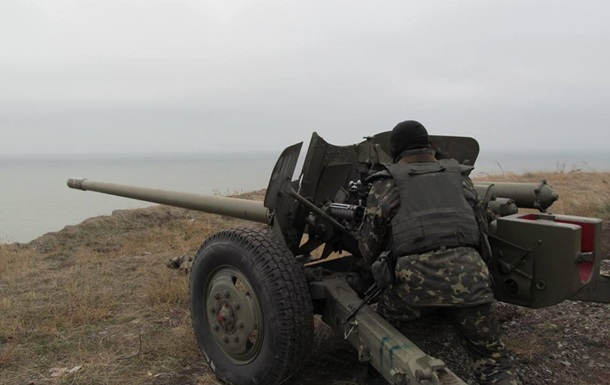 Тишина  в Донбассе: артдуэли и перестрелки продолжаются