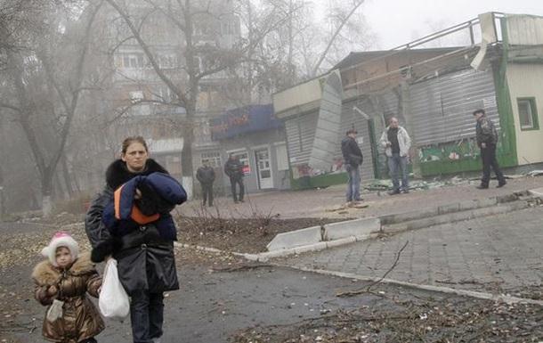Из-за обстрела в Горловке погибла девятилетняя девочка