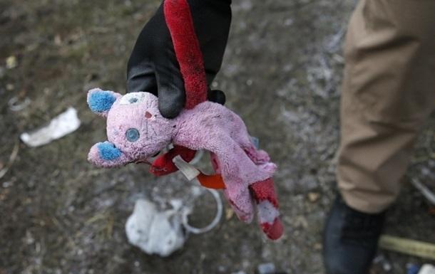 За время боев в Донбассе погибли 44 ребенка - ООН