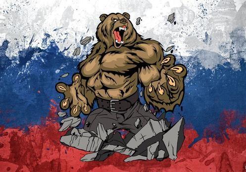О Медведе и о Новороссии
