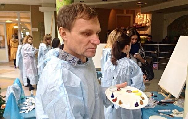 Олег Скрипка допомагає дітям з вадами серця