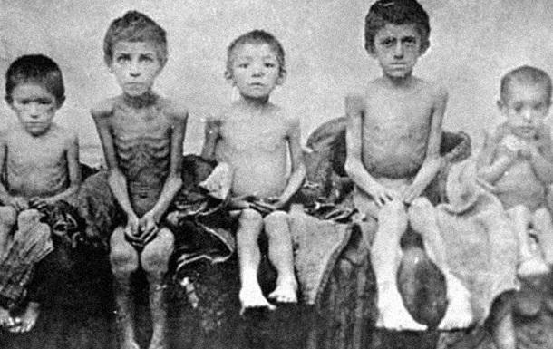 Голодомори в УСРР в 20-30-х роках ХХ ст.