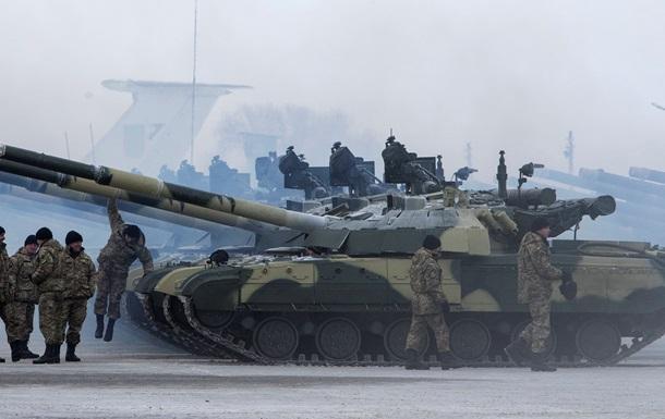 В 2015 году в Украине пройдет несколько частичных мобилизаций