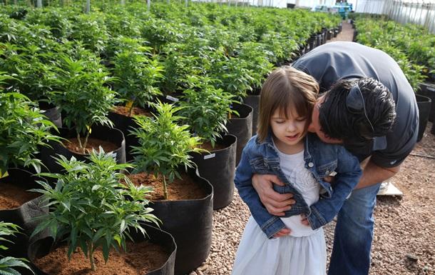 В больницах Австралии детям-эпилептикам будут давать марихуану