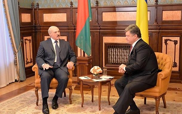Лукашенко: Беларусь всегда поможет Украине