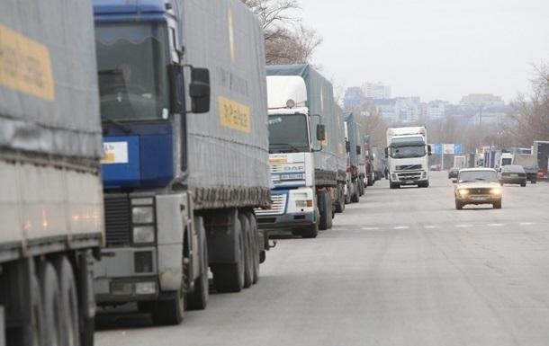 В Днепропетровской области решили не пропускать колонны с гуманитаркой