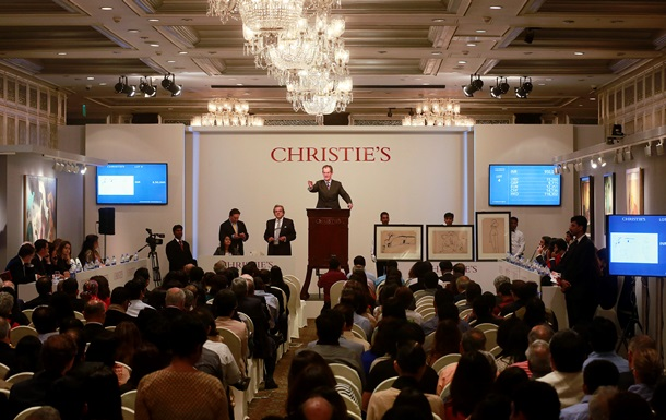 Аукционный дом Christie s в Лондоне ограбили на 1,5 млн долларов
