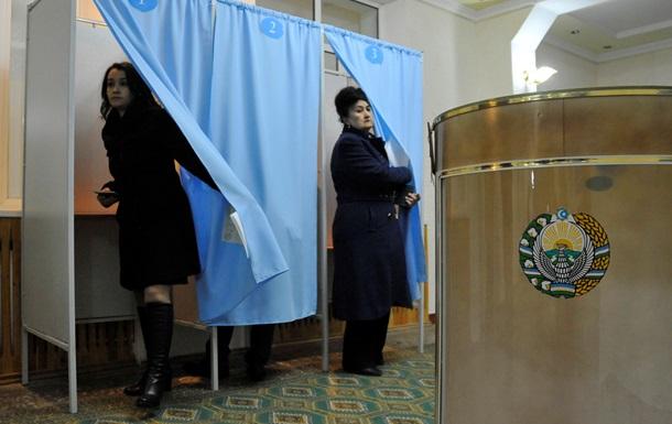 В Узбекистане прошли парламентские выборы без оппозиции