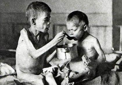 «… А онде під тином опухла дитина, голоднеє мре…» Тарас Шевченко