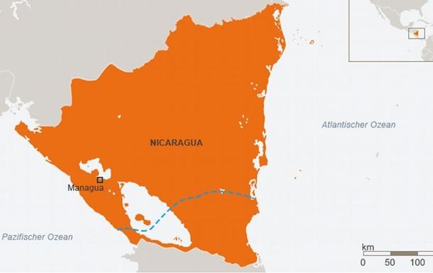 В Никарагуа начались работы по прокладке канала между двумя океанами