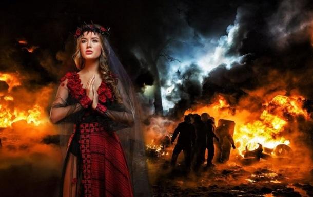 Украину на конкурсе Мисс Вселенная представят в образе  невесты войны