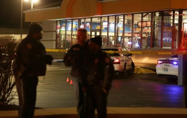 В Сент-Луисе полицейский застрелил подростка