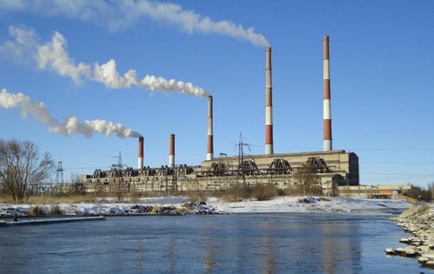Запасов угля на Змиевской ТЭС хватит на пять дней работы