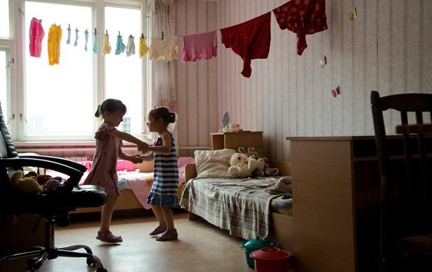 В Харькове беженцы из Донбасса готовятся к переезду в немецкий городок