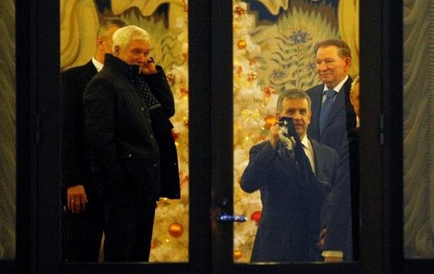 Представители контактной группы досрочно уехали из Минска