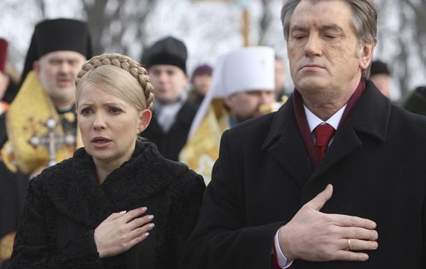 Ющенко рассказал, почему не принимал участия в событиях Евромайдана