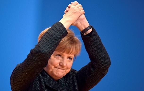 Британская The Times назвала Меркель человеком года