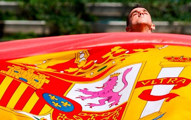Испания утерла нос канадцам