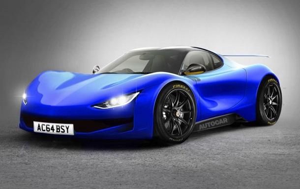 В Британии создали модель идеального автомобиля 2014 года