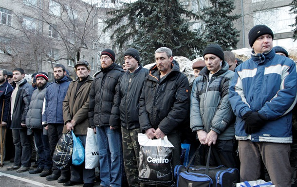 Итоги 26 декабря: Обмен пленными, Крым без света, поездов и автобусов