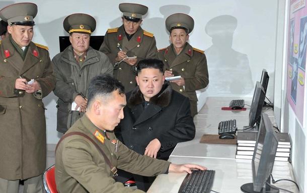 КНДР обвиняет США в отключении интернета