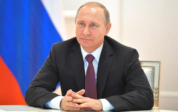 Путин демонстрирует поддержку украинцам углем без предоплаты - Кремль