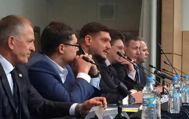 Олексій Савченко: Наше завдання виховувати спортивну, патріотичну молодь