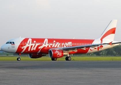 Самолет малайзийской авиакомпании Air Asia, который исчез с радаров, упал в воду