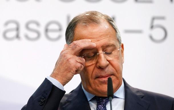 Лавров назвал условие урегулирования украинского кризиса